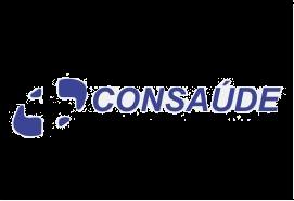letras em azuis com simbolo em cruz do sus